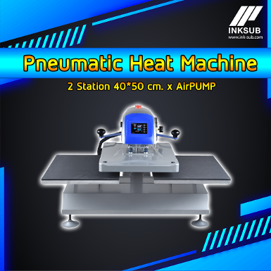 Pneumatic Heat Machine